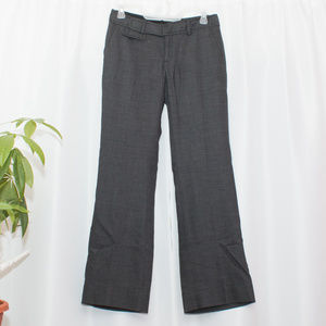 Banana Republic Ryan Fit Gray Trouser Work Pants 0